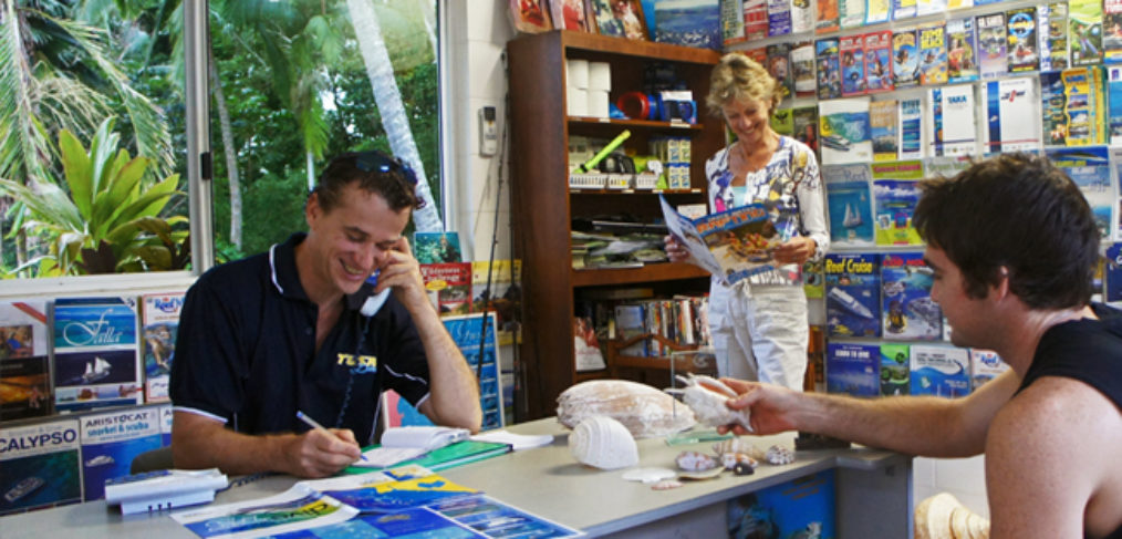 Cairns Beaches Tourist Information Centre