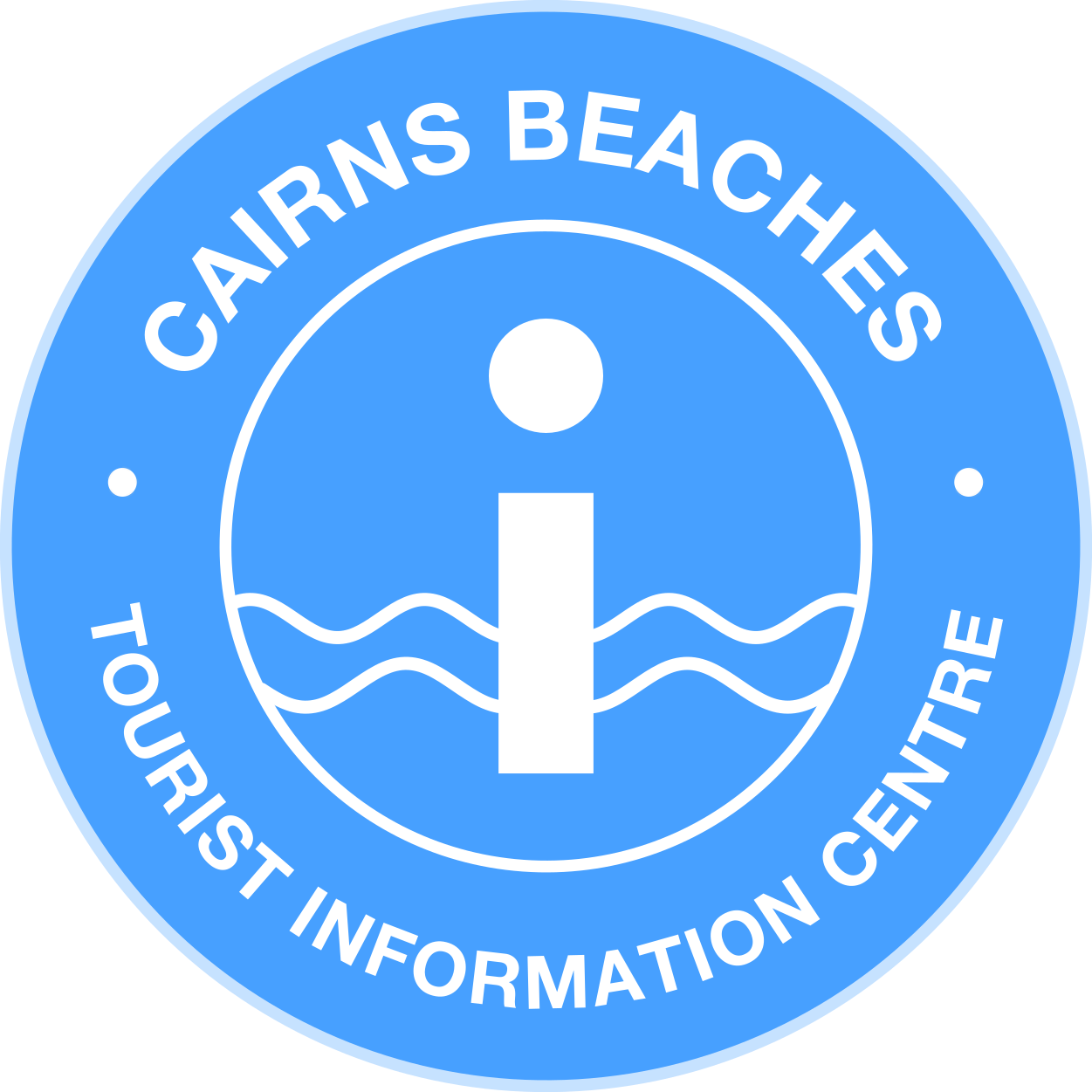 Cairns Beaches Tourist Information Centre Logo