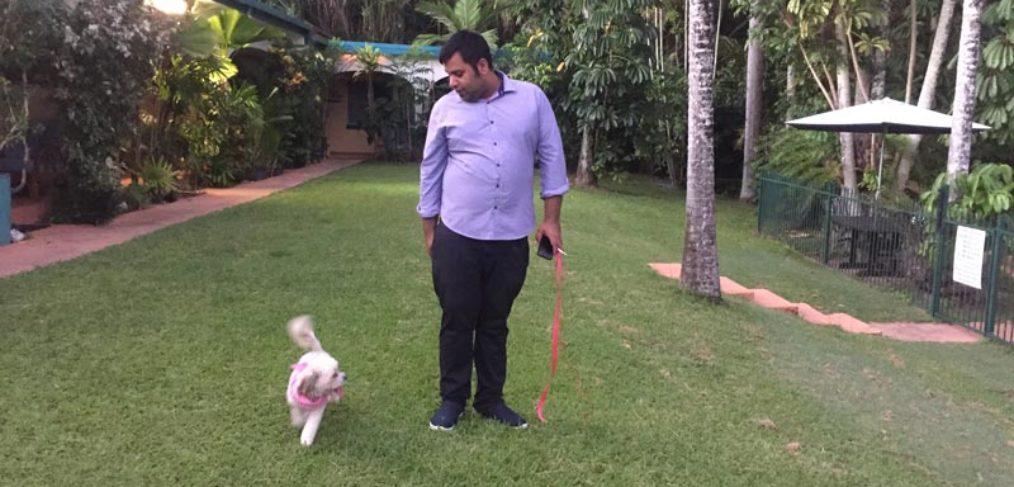 dog pet friendly Villa Marine